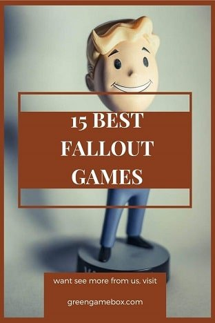 15 best fallout game